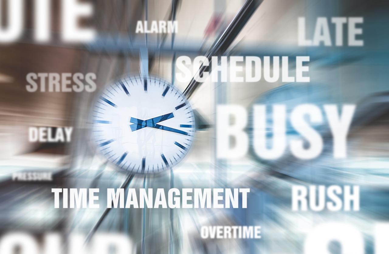 Work as per Customer schedule
